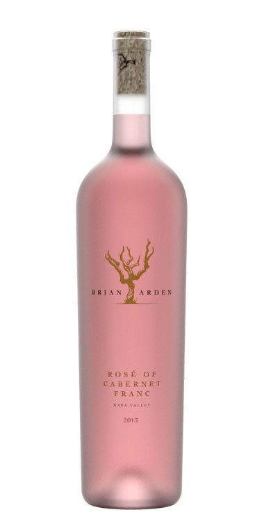 2015 Rose' of Cab Franc